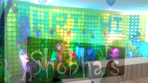 ballon decorators and birthday stage decorators in hyderabad (2)