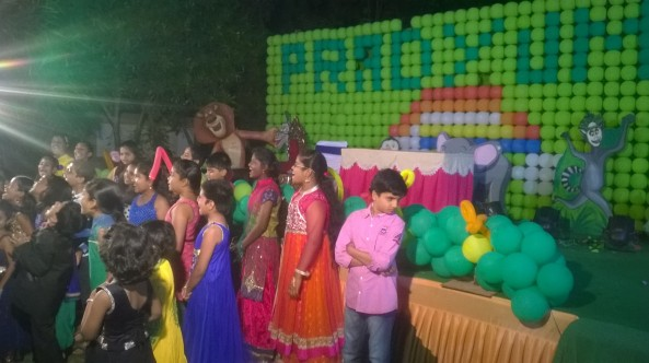 birthday party decorators and birthday event organizers in Hyderabad (11)
