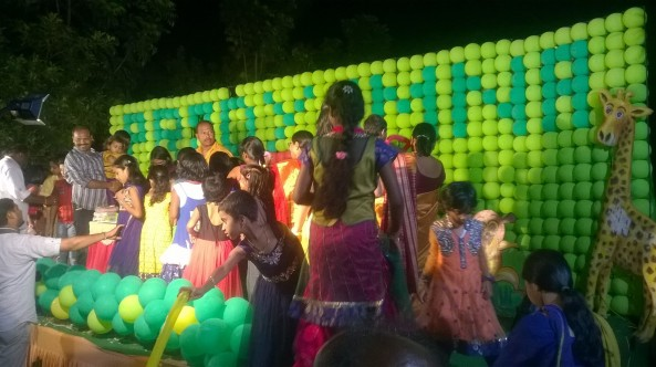 birthday party decorators and birthday event organizers in Hyderabad (12)