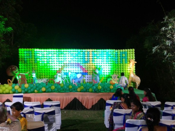 birthday party decorators and birthday event organizers in Hyderabad
