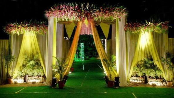 flower decorators, wedding and marriage mandap decorators and reception sangeet stage decorators in hyderabad (7)