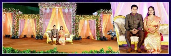 flower decorators, wedding and marriage mandap decorators and reception sangeet stage decorators in hyderabad (8)