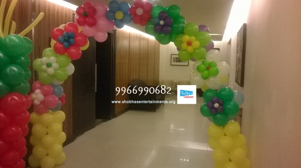 Balloon arches (10)