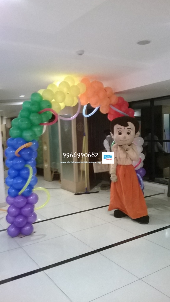 Balloon arches (3)