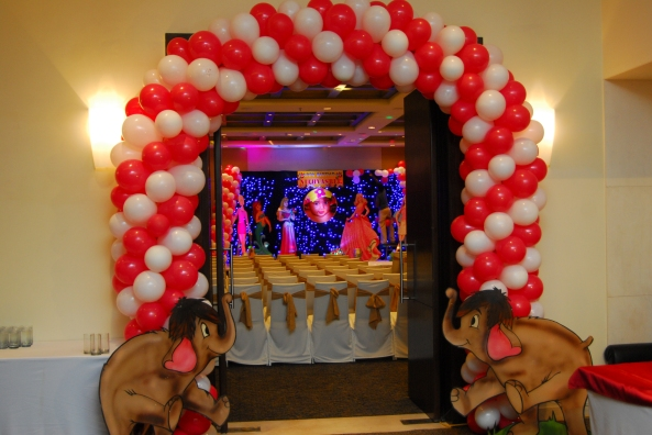 Balloon arches (4)