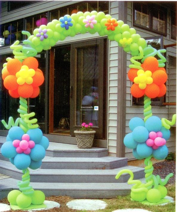 Balloon arches (5)