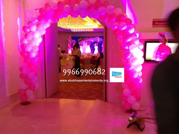 Balloon arches (7)
