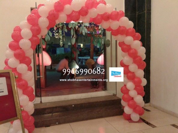 Balloon arches (8)