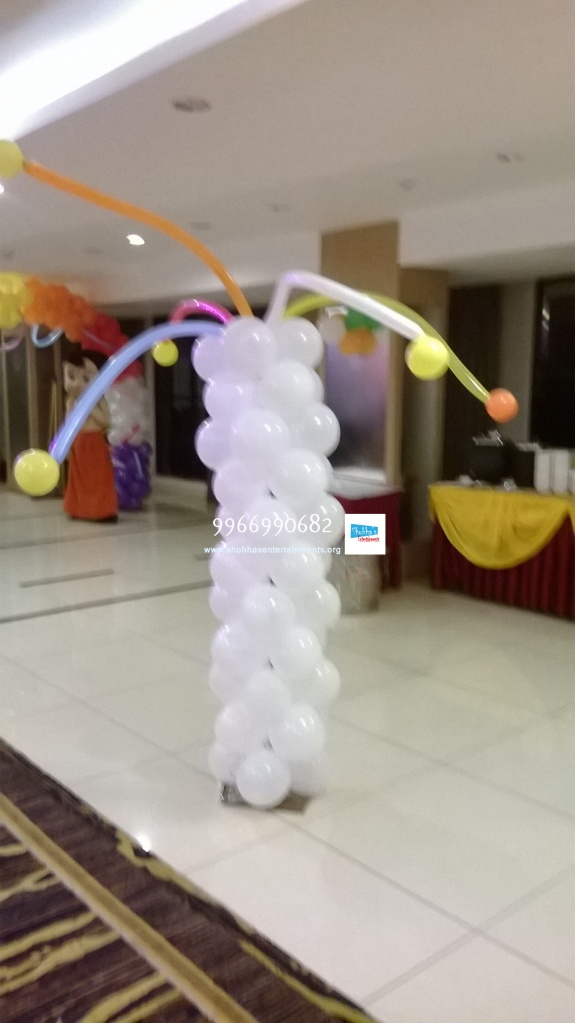 Balloon pillars (16)