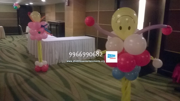 Balloon pillars (4)