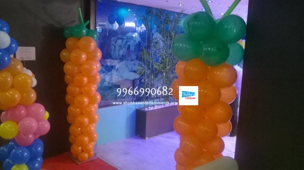 Balloon pillars (6)