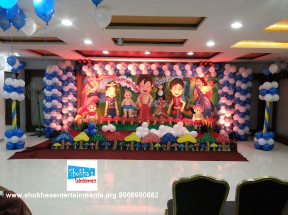 birthday balloon decorators in Hyderabad (1)