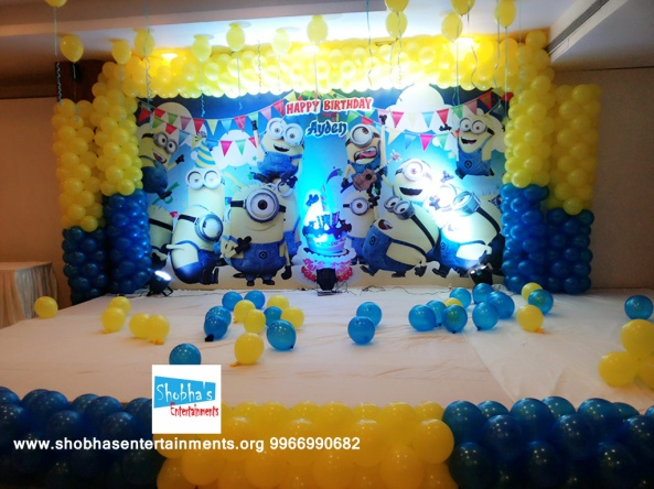 birthday balloon decorators in Hyderabad (14)