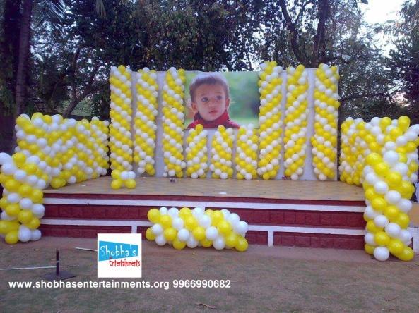 birthday balloon decorators in Hyderabad (2)