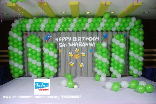 birthday balloon decorators in Hyderabad (9)