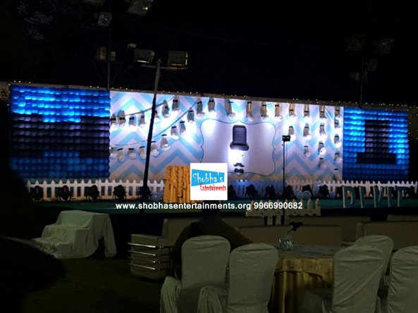 littleman theme birthday party decorations in hyderabad (16)