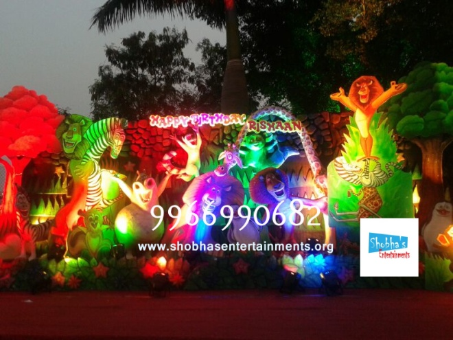 Event organizers for kids first birthday party in for 1st birthday stage decoration hyderabad