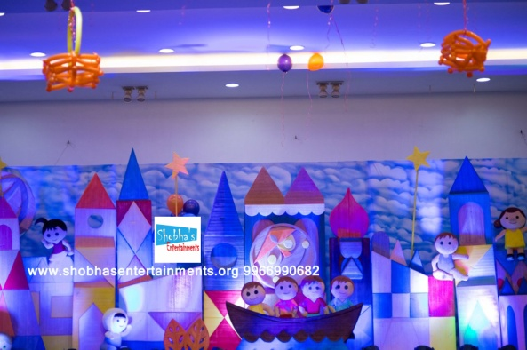 magical world theme birthday decorators in hyderabad (1)