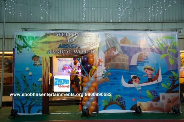 magical world theme birthday decorators in hyderabad (14)