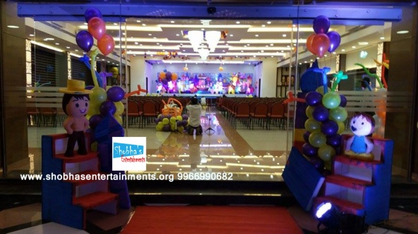 magical world theme birthday decorators in hyderabad (21)