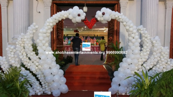 princess castle theme birthday party decorators in hyderabad (6)