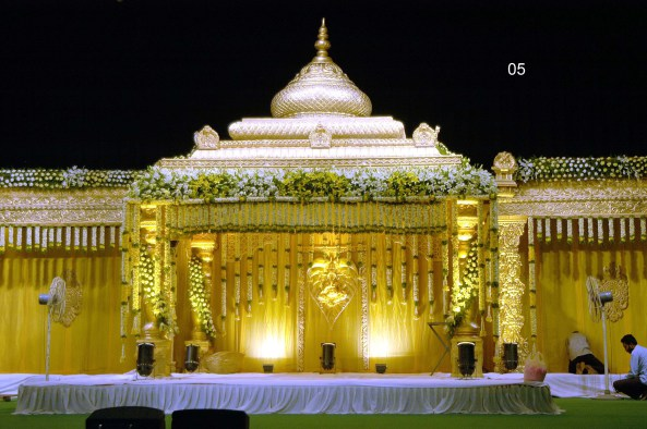 wedding and marriage flower decorators in hyderabad4