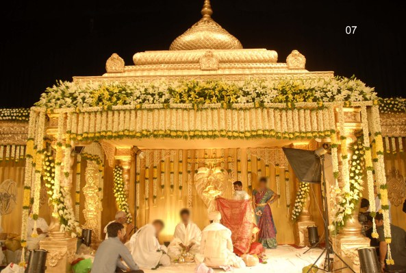 wedding and marriage flower decorators in hyderabad5