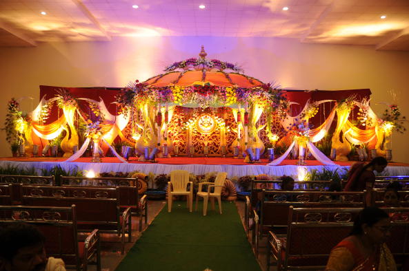 wedding and marriage flower decorators in hyderabad8