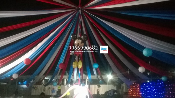 birthday party organizers in hyderabad and jagityal