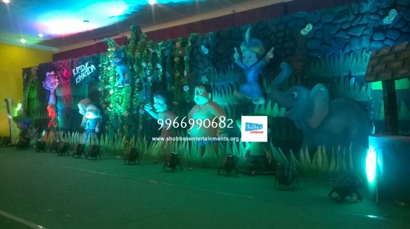 birthday stage decorators and birthday organizers in hyderabad (10)