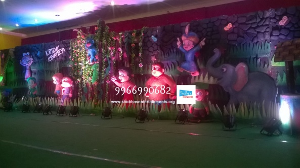 birthday stage decorators and birthday organizers in hyderabad (11)