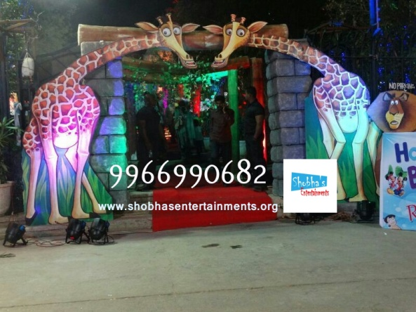 birthday stage decorators and birthday organizers in hyderabad (2)