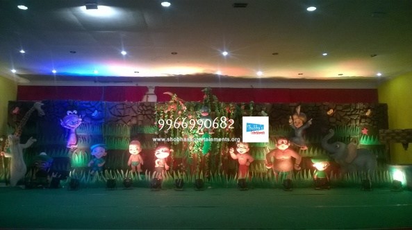birthday stage decorators and birthday organizers in hyderabad (3)