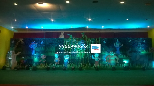 birthday stage decorators and birthday organizers in hyderabad (4)