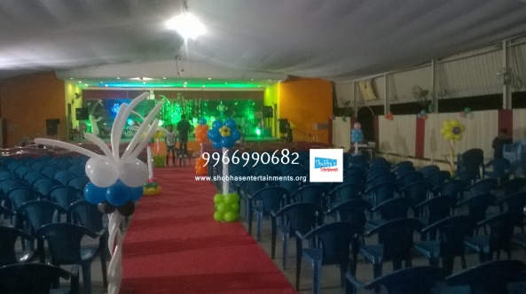 birthday stage decorators and birthday organizers in hyderabad (5)