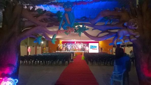 birthday stage decorators and birthday organizers in hyderabad (6)
