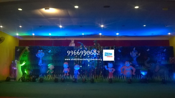 birthday stage decorators and birthday organizers in hyderabad (8)