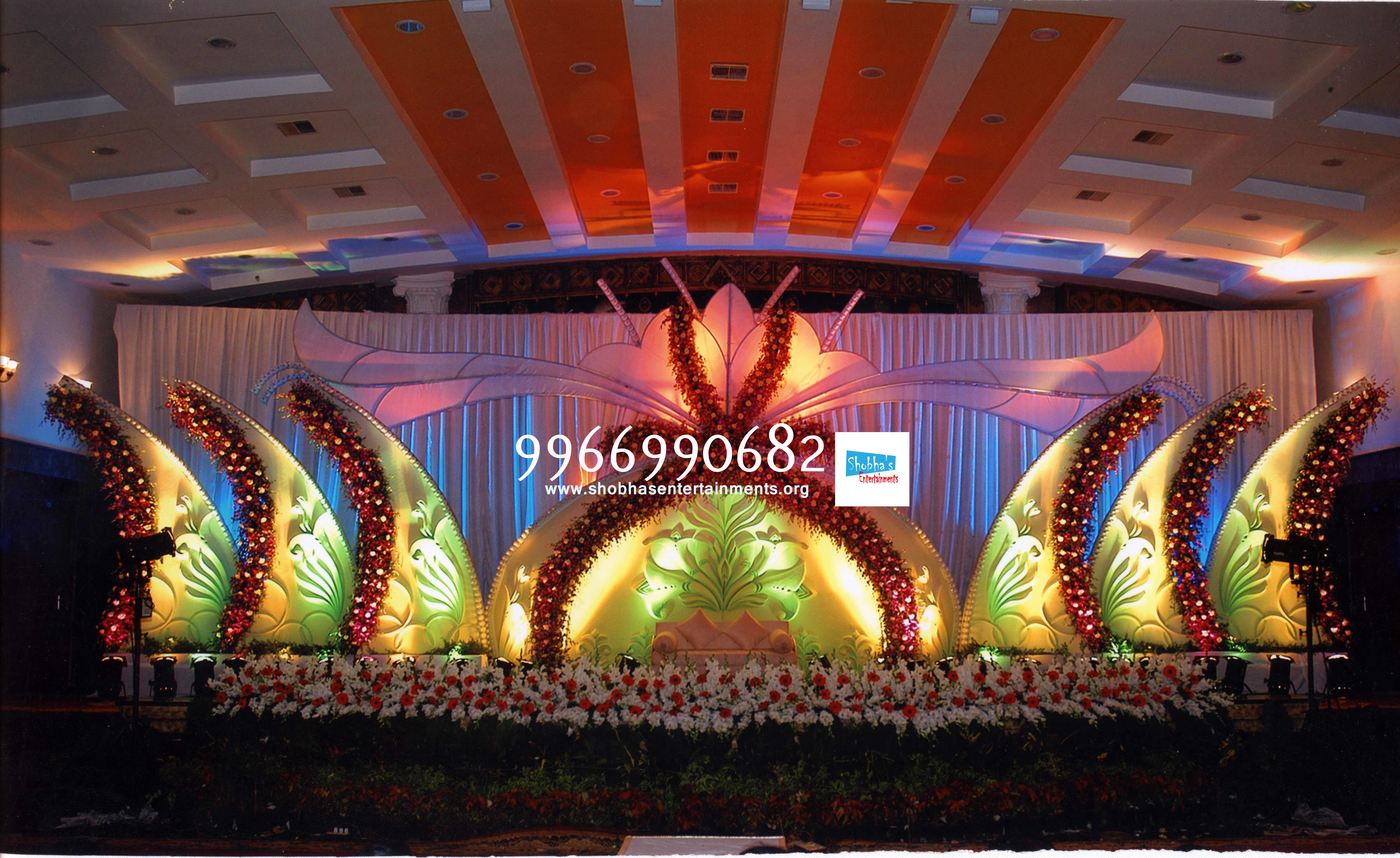 Stage decorations for school functions images for Annual day stage decoration images