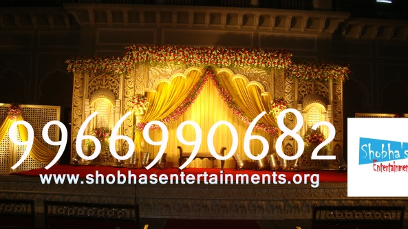 Reception decorations,engagement decorators, sangeet ceremony organizers , wedding flower decorations and event organizers in Hyderabad (61)