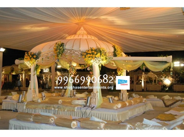 wedding flower decorators in hyderabad
