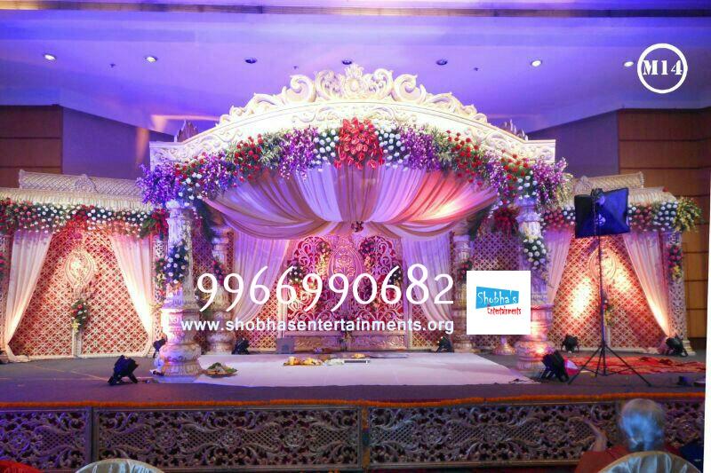 Wedding Stage Flower Decorators In Hyderababd