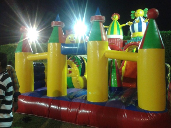 inflatable bouncies (2)