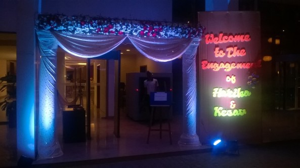 reception stage decorators in Hyderabad (5)