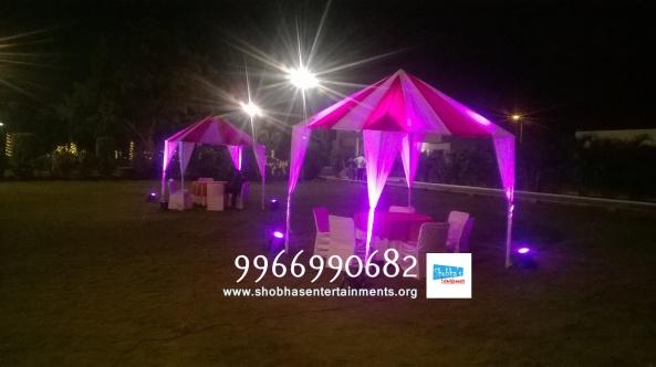 wedding and reception decorators in hyderabad