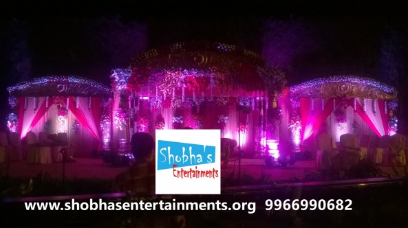 wedding stage decorations in Hyderabad (11)
