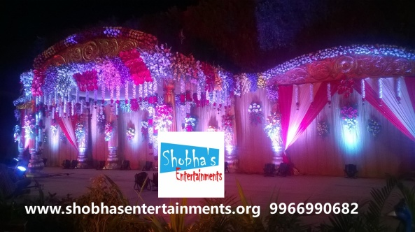 wedding stage decorations in Hyderabad (8)
