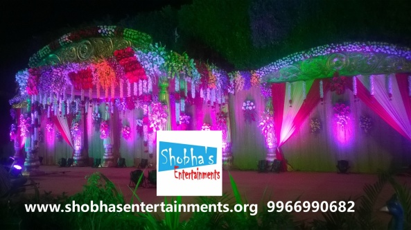 wedding stage decorations in Hyderabad (9)