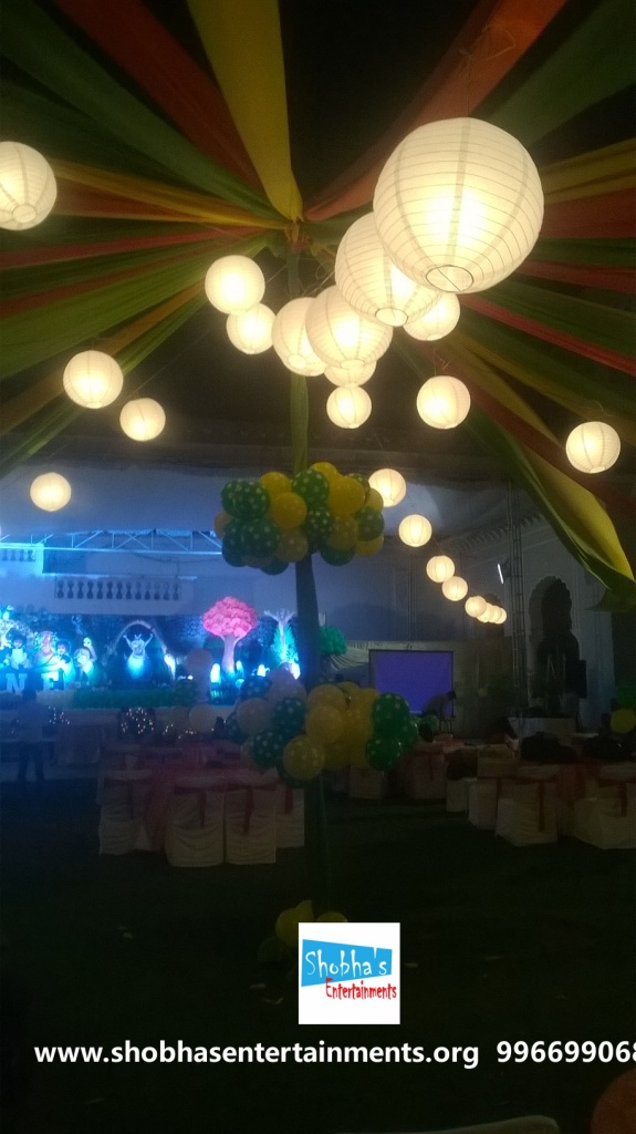 birthday party decorators in Hyderabad