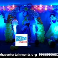 baloon decorators in Hyderabad