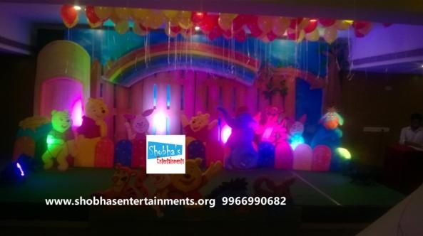 birthday decorators in Hyderabad and vijayawada